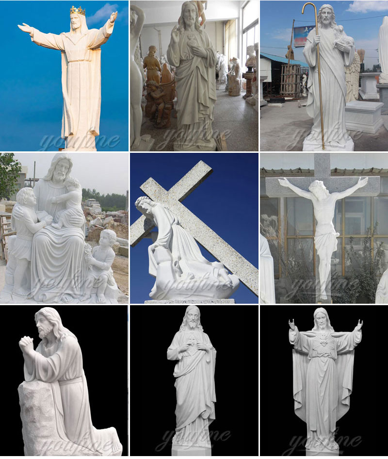 Marble Christ Jesus Statues