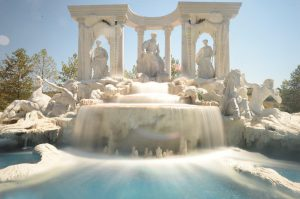 Large Marble/Stone Outdoor Water Fountain Fontana di Trevi Fountain