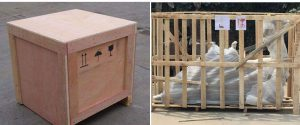 Packing of Ourdoor Large Marble Outdoor Water Fountain Fontana di Trevi Fountain